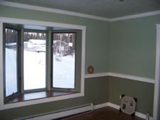 alaska quality builders interior project