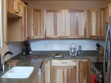 remodled kitchen