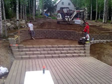 Alaska Quality Builders Landscaping